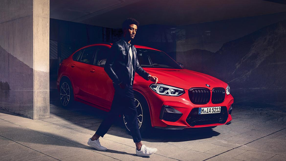 THE X4 M